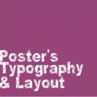 اهمیت لی آوت، تایپوگرافی یا نوشته در طراحی پوستر