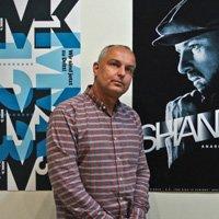 پوسترهای وایزبک در «ایده» به نمایش درآمد