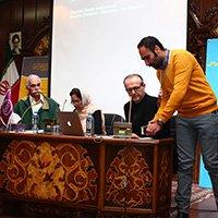 نودمین جلسه گپ گرافیک با حضور سه میهمان ویژه